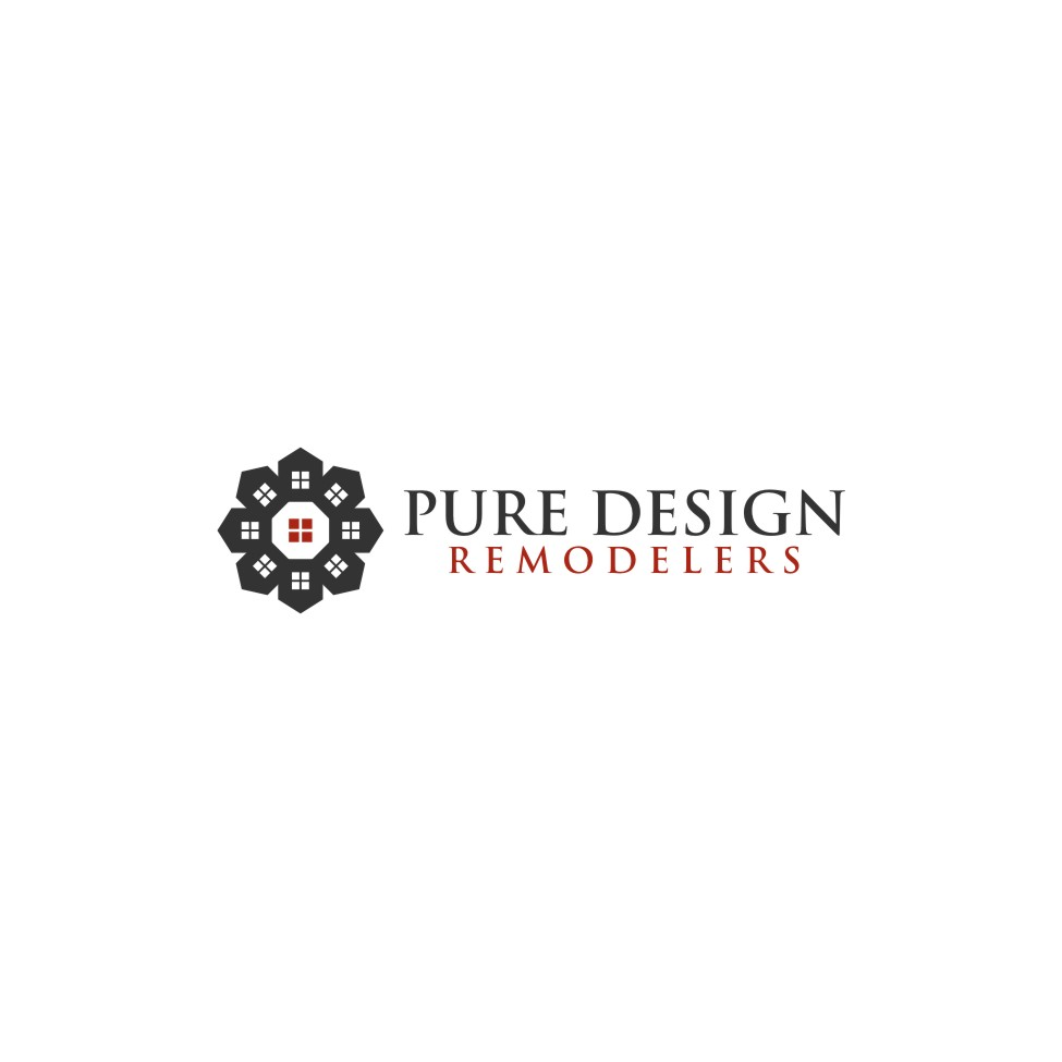 Logo Design by untung - Entry No. 78 in the Logo Design Contest Custom Logo Design for Pure Design Remodelers.