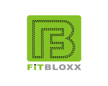 Logo Design by Rudy - Entry No. 67 in the Logo Design Contest FitBloxx (creating block fits for the apparel industry).