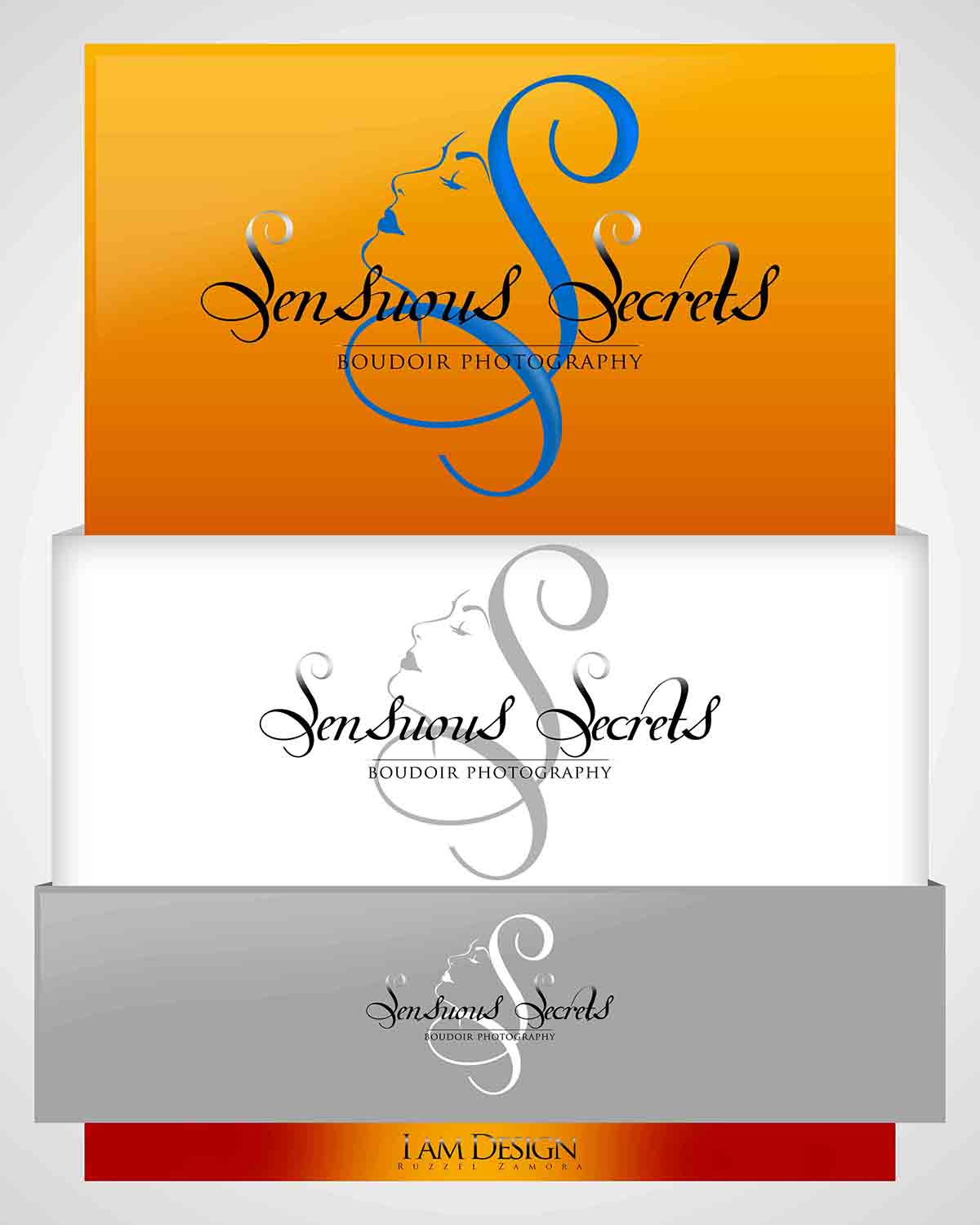 Logo Design by Ruzzel Zamora - Entry No. 19 in the Logo Design Contest Artistic Logo Design for Sensuous Secrets Boudoir Photography.