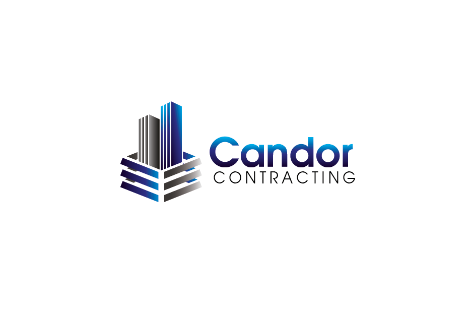 Logo Design by Private User - Entry No. 42 in the Logo Design Contest Unique Logo Design Wanted for Candor Contracting.