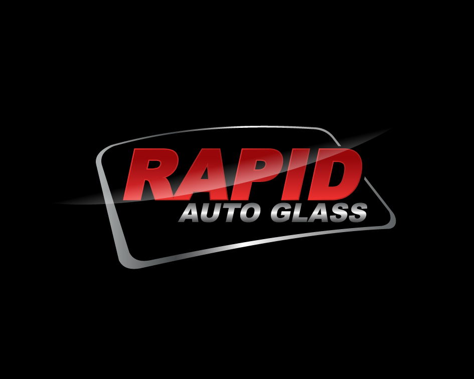 Logo Design by Yusuf Nurochim - Entry No. 70 in the Logo Design Contest Unique Logo Design Wanted for Rapid Auto Glass.