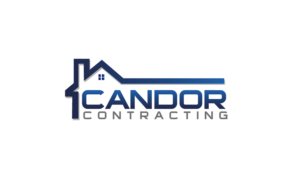 Logo Design by Digital Designs - Entry No. 44 in the Logo Design Contest Unique Logo Design Wanted for Candor Contracting.