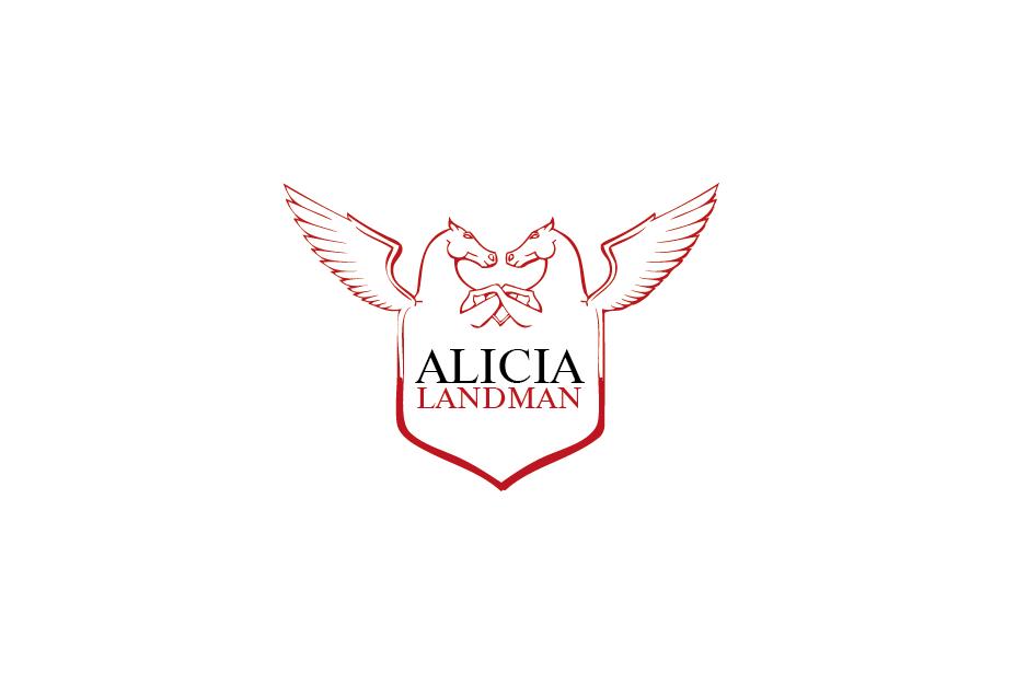 Logo Design by Digital Designs - Entry No. 54 in the Logo Design Contest Fun Logo Design for Alicia Landman.