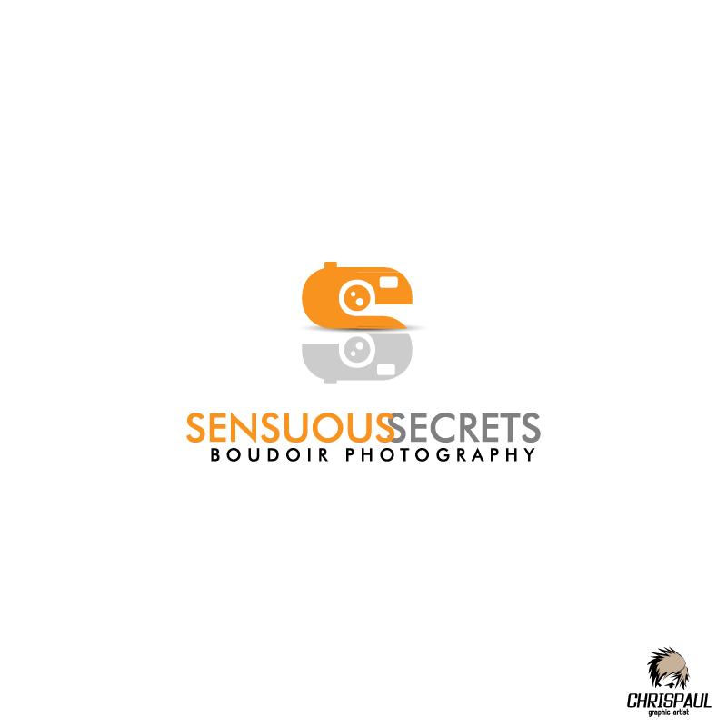 Logo Design by zesthar - Entry No. 23 in the Logo Design Contest Artistic Logo Design for Sensuous Secrets Boudoir Photography.