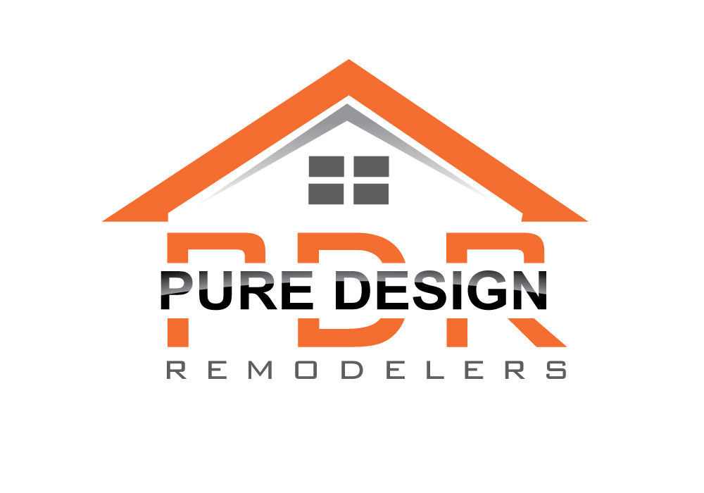 Logo Design by Pintura - Entry No. 89 in the Logo Design Contest Custom Logo Design for Pure Design Remodelers.