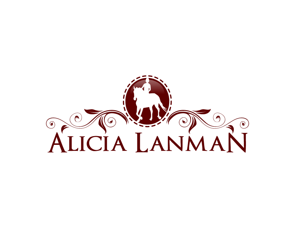 Logo Design by Yusuf Nurochim - Entry No. 58 in the Logo Design Contest Fun Logo Design for Alicia Landman.
