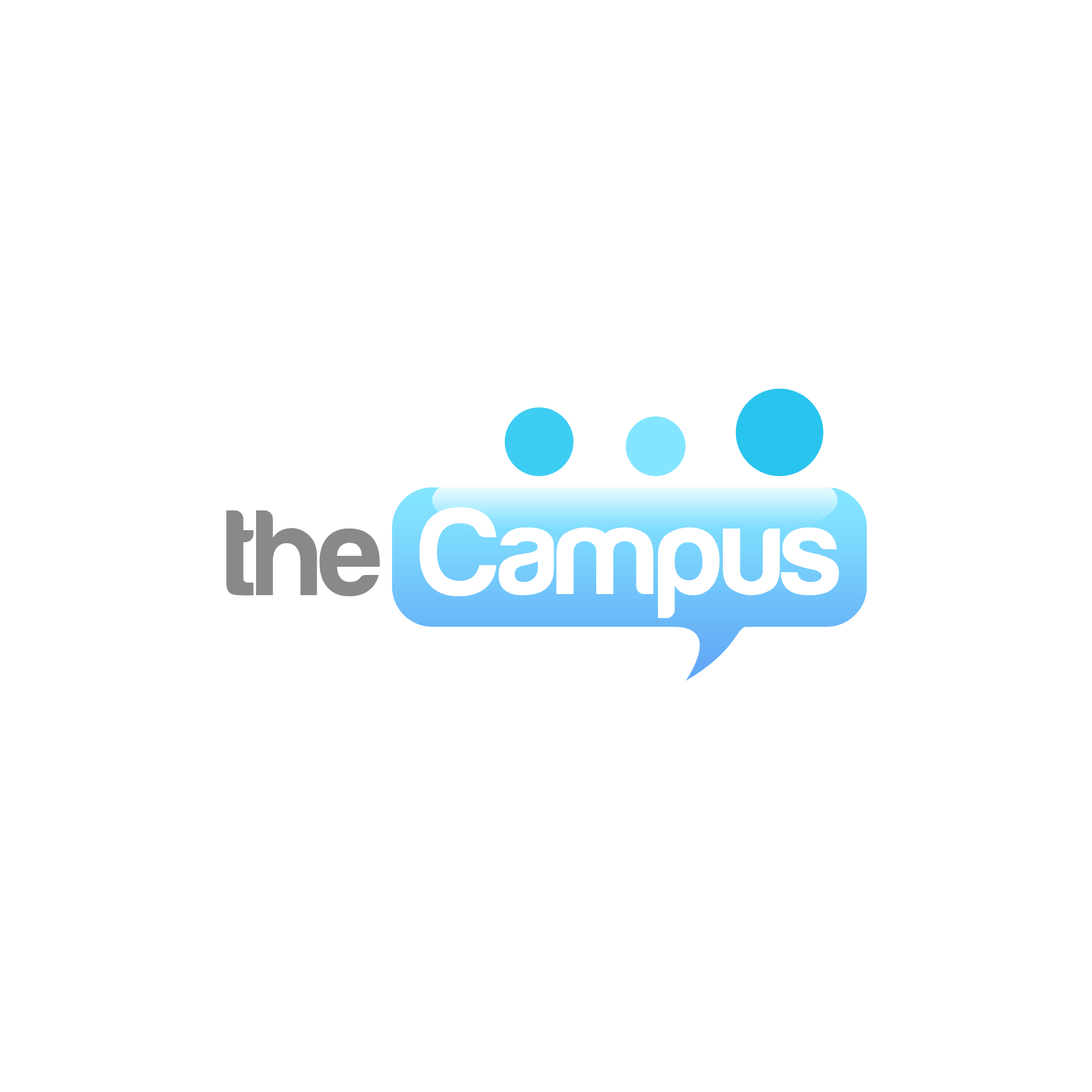 Logo Design by Kenneth Joel - Entry No. 18 in the Logo Design Contest theCampus Logo Design.