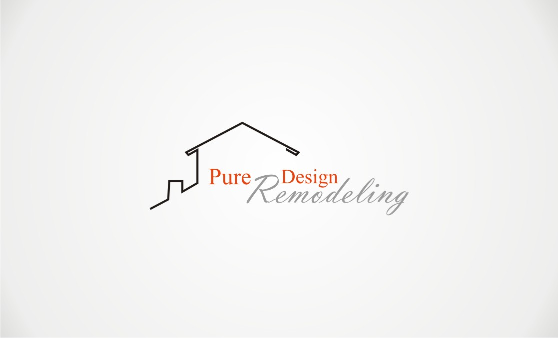 Logo Design by Kojiro Hyuga - Entry No. 99 in the Logo Design Contest Custom Logo Design for Pure Design Remodelers.