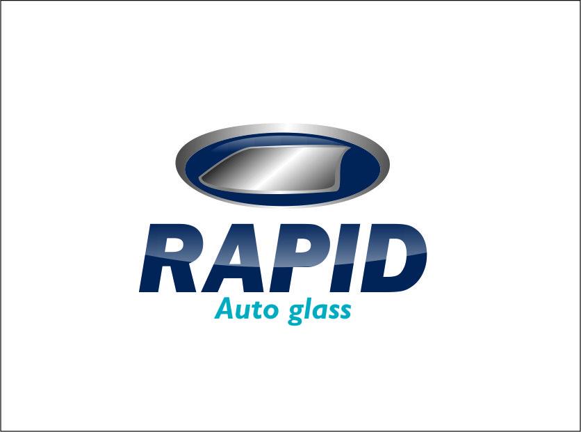 Logo Design by Agus Martoyo - Entry No. 81 in the Logo Design Contest Unique Logo Design Wanted for Rapid Auto Glass.