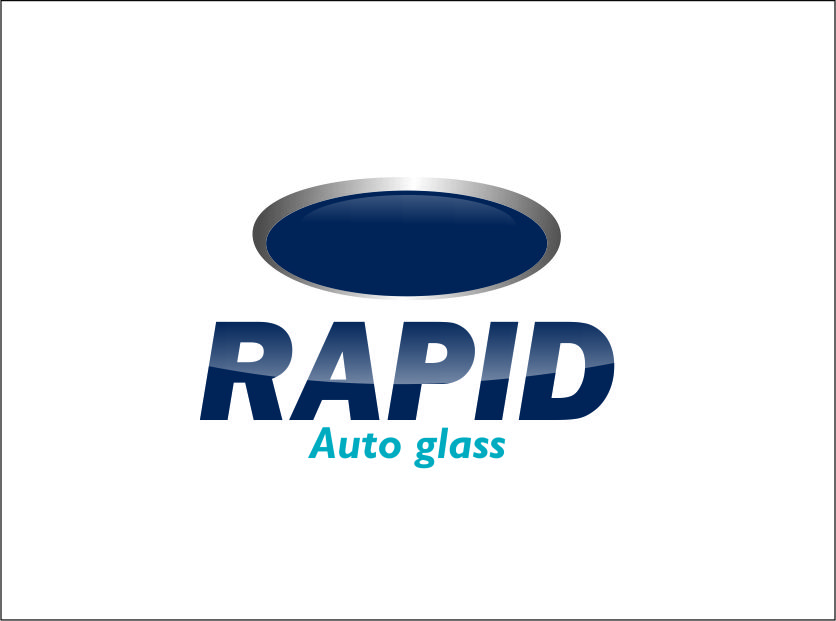 Logo Design by Agus Martoyo - Entry No. 82 in the Logo Design Contest Unique Logo Design Wanted for Rapid Auto Glass.