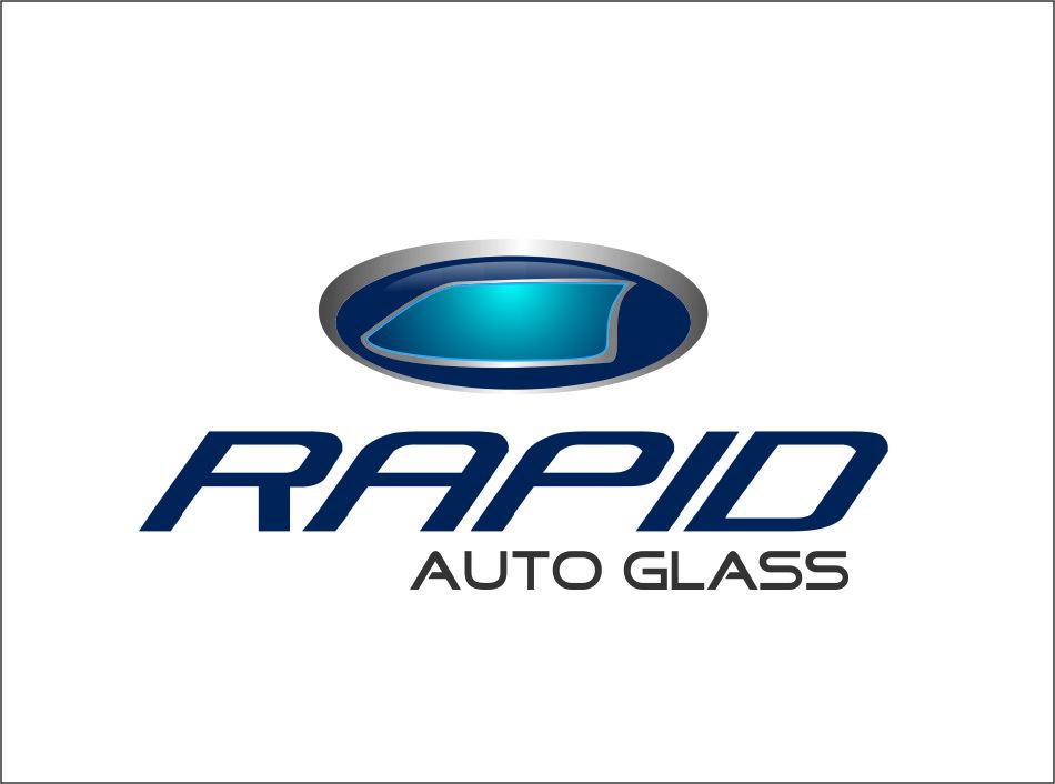 Logo Design by Agus Martoyo - Entry No. 83 in the Logo Design Contest Unique Logo Design Wanted for Rapid Auto Glass.