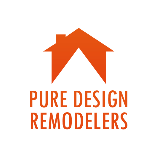 Logo Design by Top Elite - Entry No. 107 in the Logo Design Contest Custom Logo Design for Pure Design Remodelers.