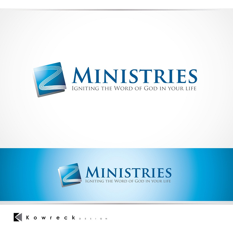 Logo Design by kowreck - Entry No. 117 in the Logo Design Contest Artistic Logo Design for Z Ministries.