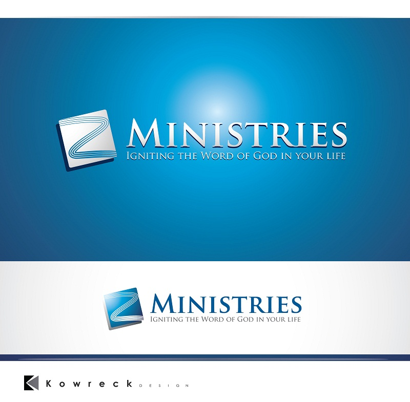 Logo Design by kowreck - Entry No. 118 in the Logo Design Contest Artistic Logo Design for Z Ministries.