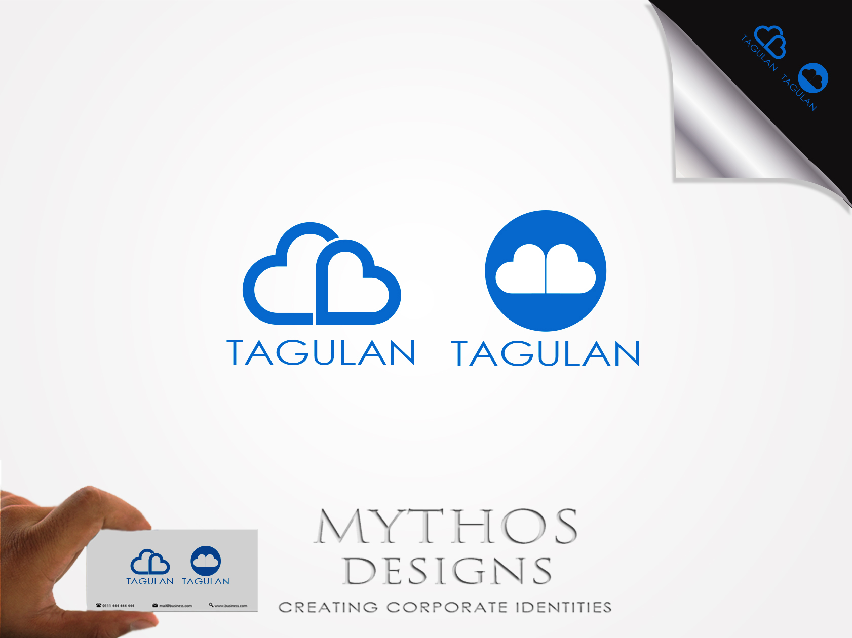 Logo Design by Mythos Designs - Entry No. 194 in the Logo Design Contest Unique Logo Design Wanted for Tagulan.