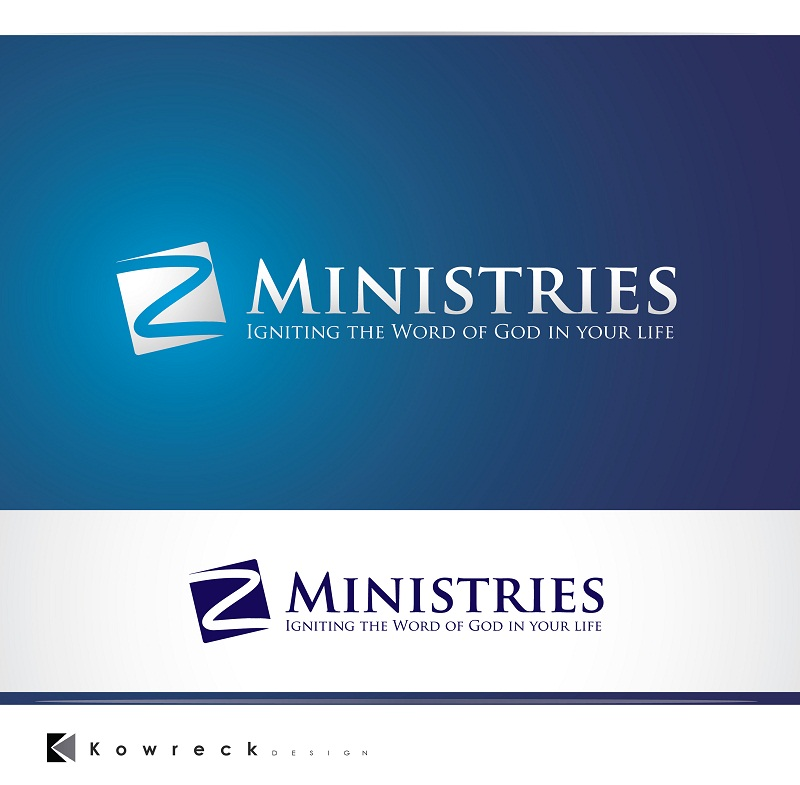 Logo Design by kowreck - Entry No. 119 in the Logo Design Contest Artistic Logo Design for Z Ministries.