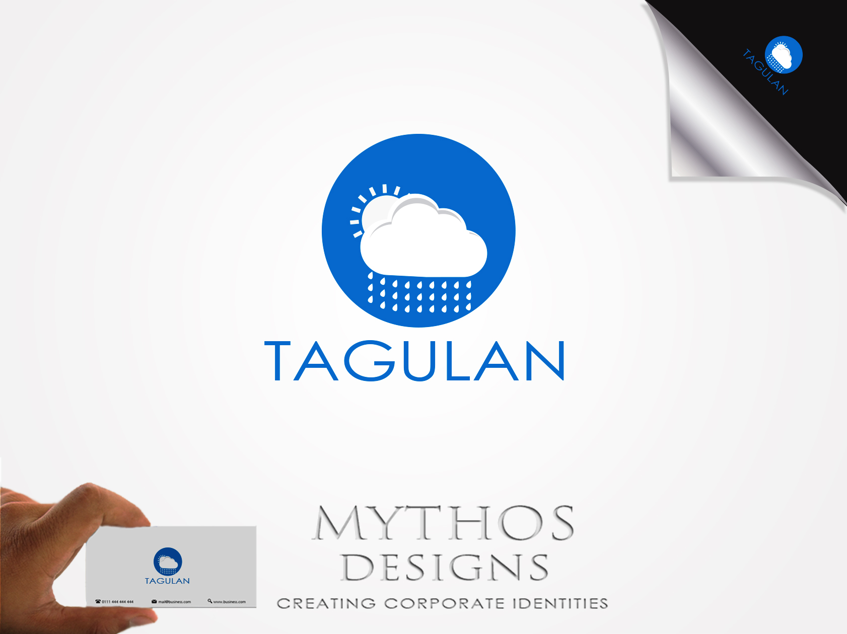 Logo Design by Mythos Designs - Entry No. 195 in the Logo Design Contest Unique Logo Design Wanted for Tagulan.