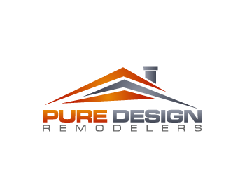 Logo Design by Private User - Entry No. 123 in the Logo Design Contest Custom Logo Design for Pure Design Remodelers.