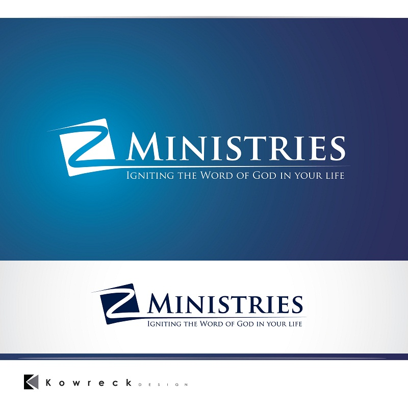 Logo Design by kowreck - Entry No. 120 in the Logo Design Contest Artistic Logo Design for Z Ministries.
