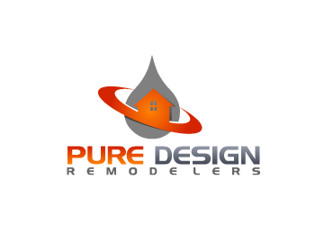 Logo Design by Private User - Entry No. 126 in the Logo Design Contest Custom Logo Design for Pure Design Remodelers.