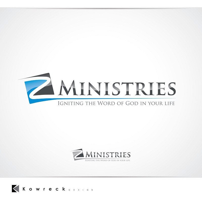 Logo Design by kowreck - Entry No. 121 in the Logo Design Contest Artistic Logo Design for Z Ministries.