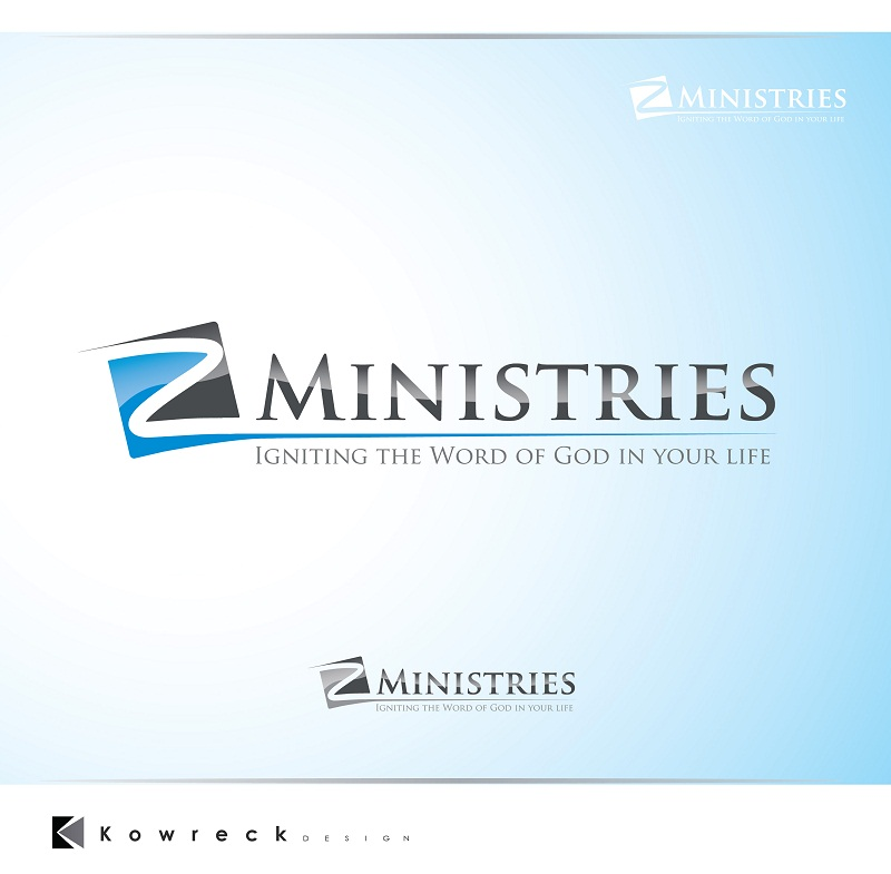 Logo Design by kowreck - Entry No. 122 in the Logo Design Contest Artistic Logo Design for Z Ministries.