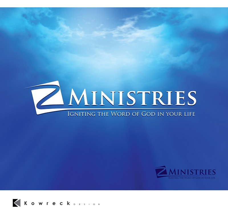 Logo Design by kowreck - Entry No. 123 in the Logo Design Contest Artistic Logo Design for Z Ministries.