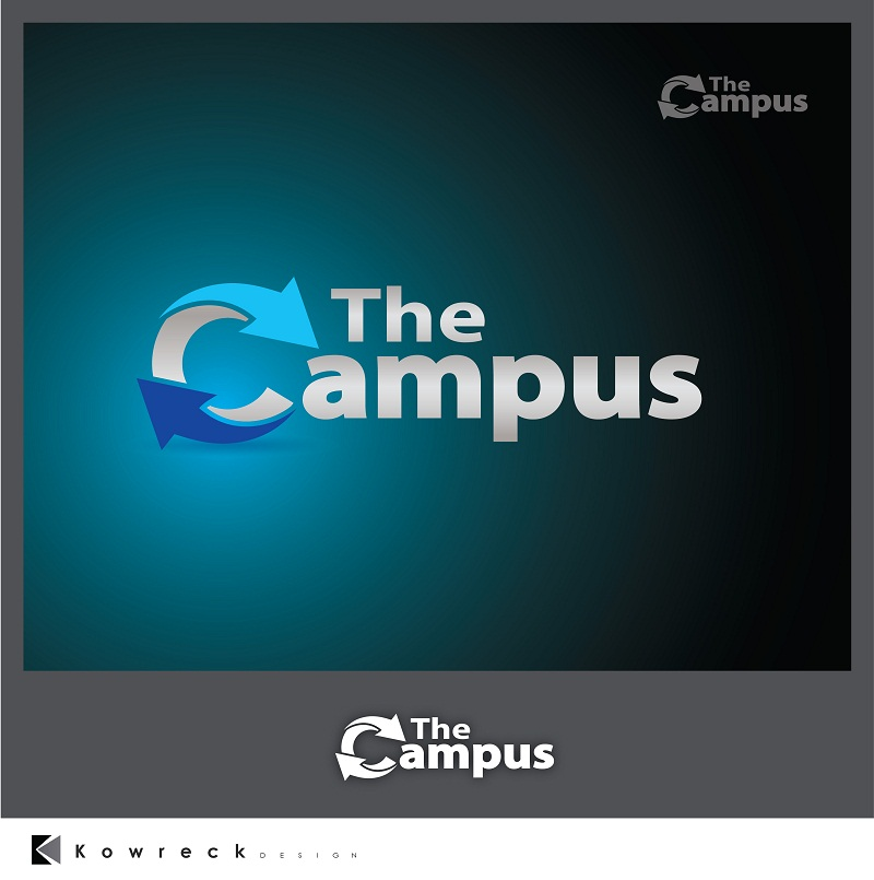 Logo Design by kowreck - Entry No. 22 in the Logo Design Contest theCampus Logo Design.