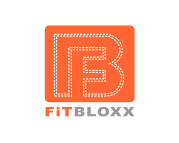 Logo Design by Rudy - Entry No. 69 in the Logo Design Contest FitBloxx (creating block fits for the apparel industry).