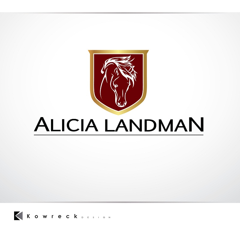 Logo Design by kowreck - Entry No. 75 in the Logo Design Contest Fun Logo Design for Alicia Landman.