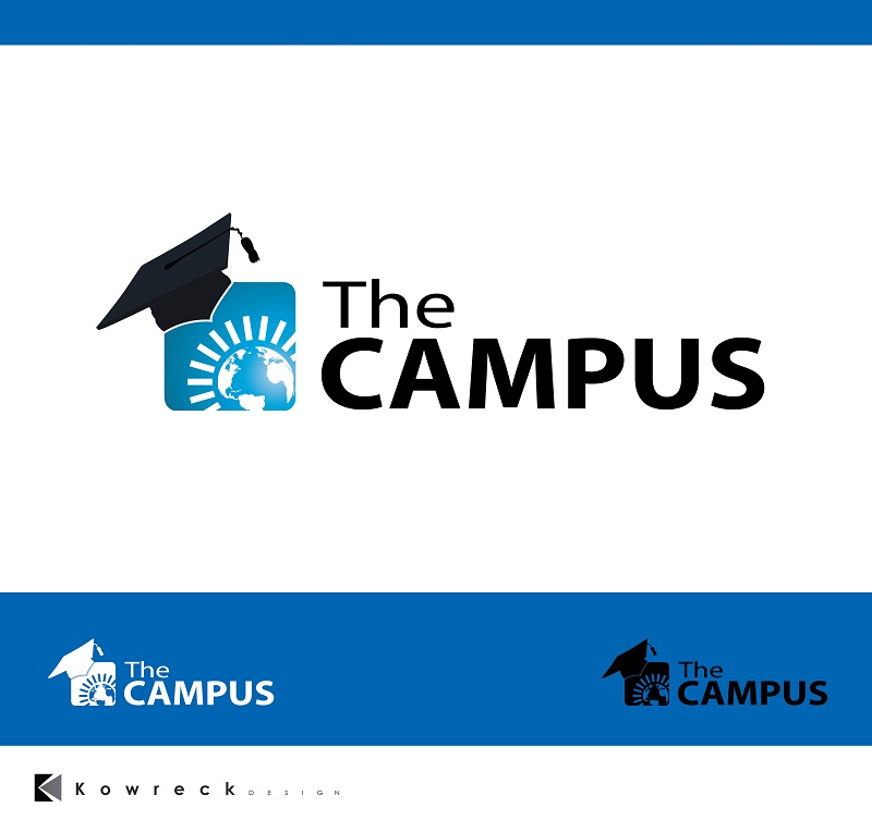 Logo Design by kowreck - Entry No. 30 in the Logo Design Contest theCampus Logo Design.