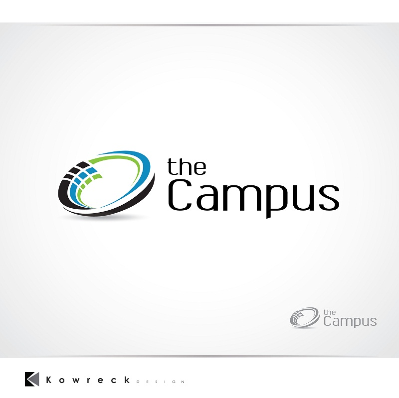 Logo Design by kowreck - Entry No. 31 in the Logo Design Contest theCampus Logo Design.