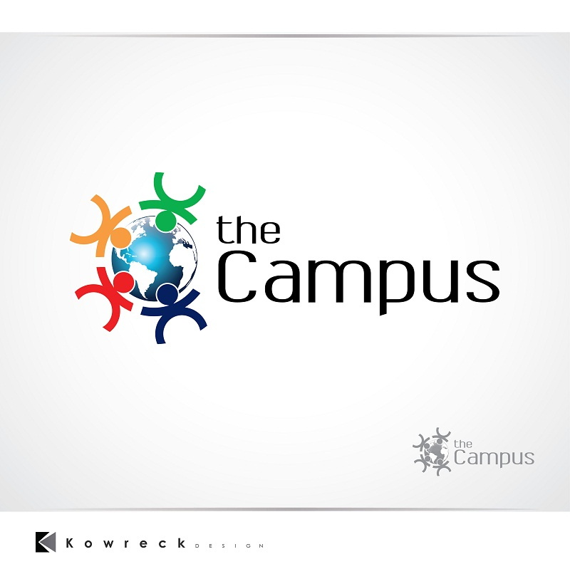 Logo Design by kowreck - Entry No. 32 in the Logo Design Contest theCampus Logo Design.