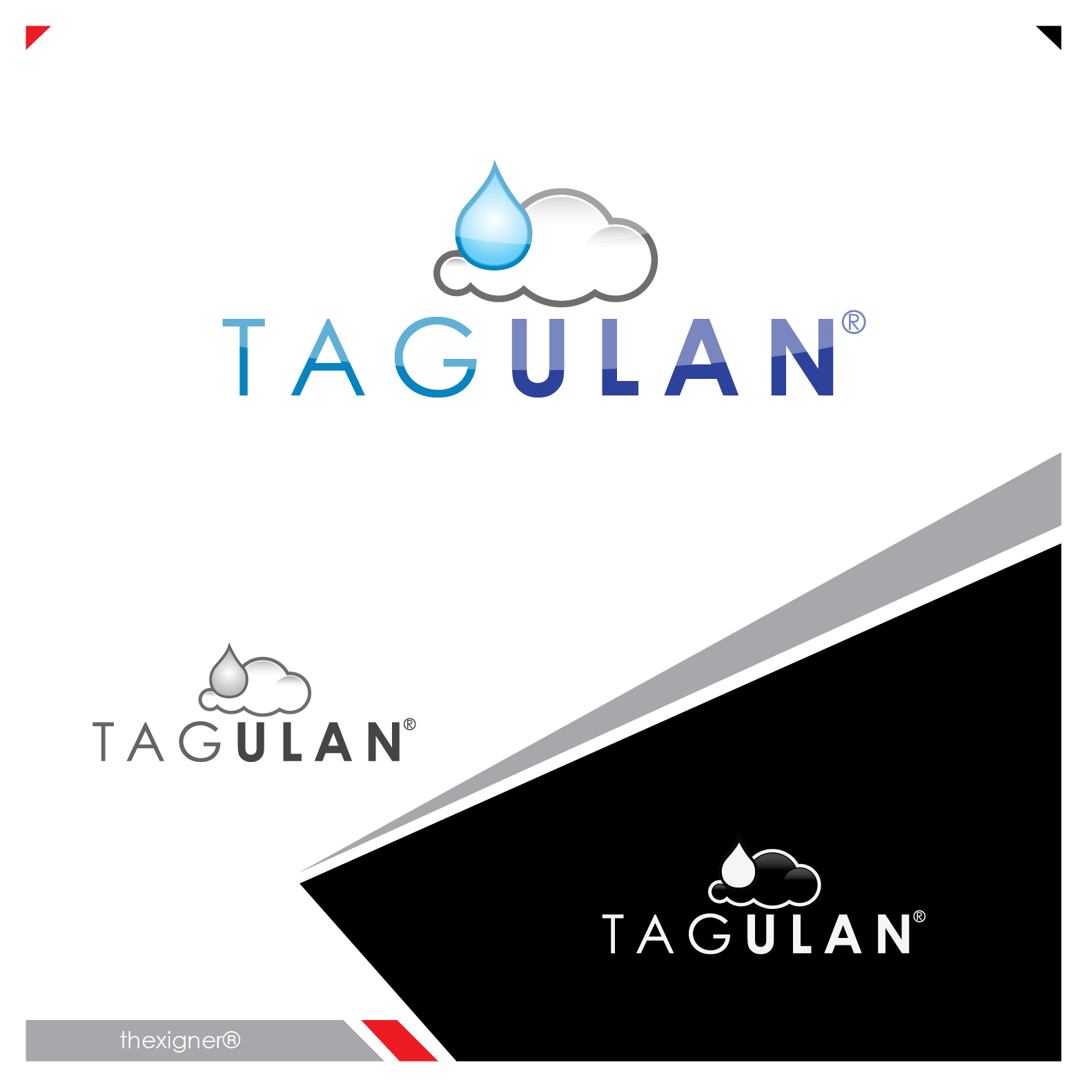 Logo Design by lagalag - Entry No. 203 in the Logo Design Contest Unique Logo Design Wanted for Tagulan.