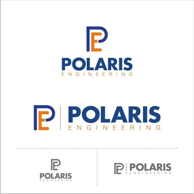 Logo Design by key - Entry No. 22 in the Logo Design Contest Polaris Engineering Ltd.