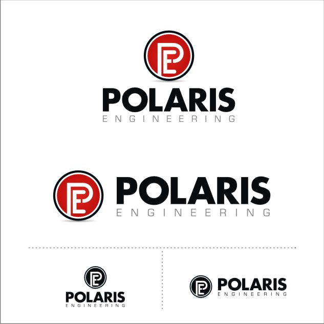 Logo Design by key - Entry No. 23 in the Logo Design Contest Polaris Engineering Ltd.