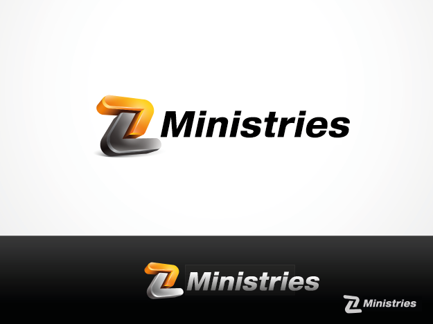 Logo Design by Digital Designs - Entry No. 127 in the Logo Design Contest Artistic Logo Design for Z Ministries.