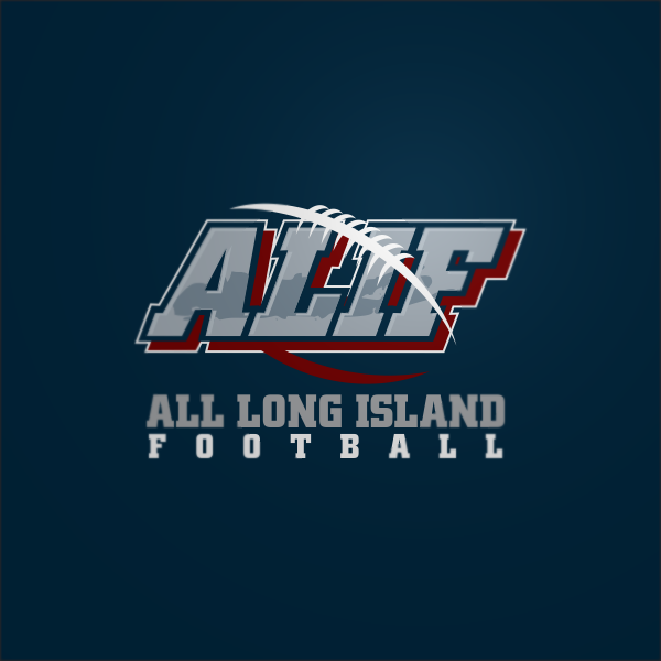 Logo Design by Private User - Entry No. 15 in the Logo Design Contest Unique Logo Design Wanted for ALL LONG ISLAND FOOTBALL.