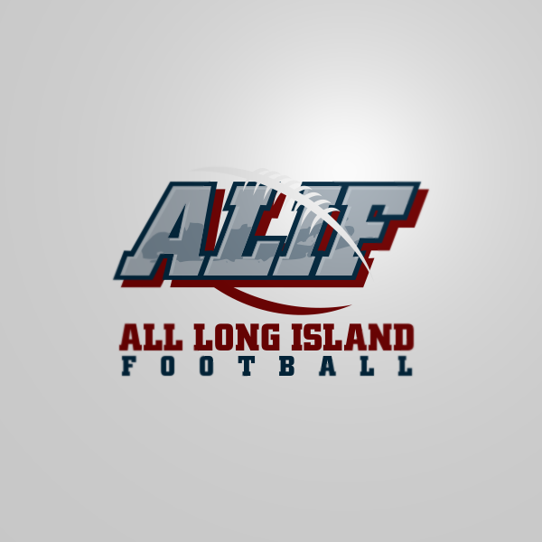 Logo Design by Private User - Entry No. 16 in the Logo Design Contest Unique Logo Design Wanted for ALL LONG ISLAND FOOTBALL.