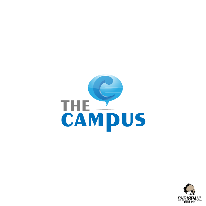 Logo Design by zesthar - Entry No. 34 in the Logo Design Contest theCampus Logo Design.