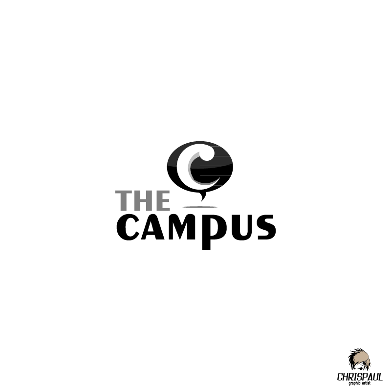 Logo Design by zesthar - Entry No. 35 in the Logo Design Contest theCampus Logo Design.