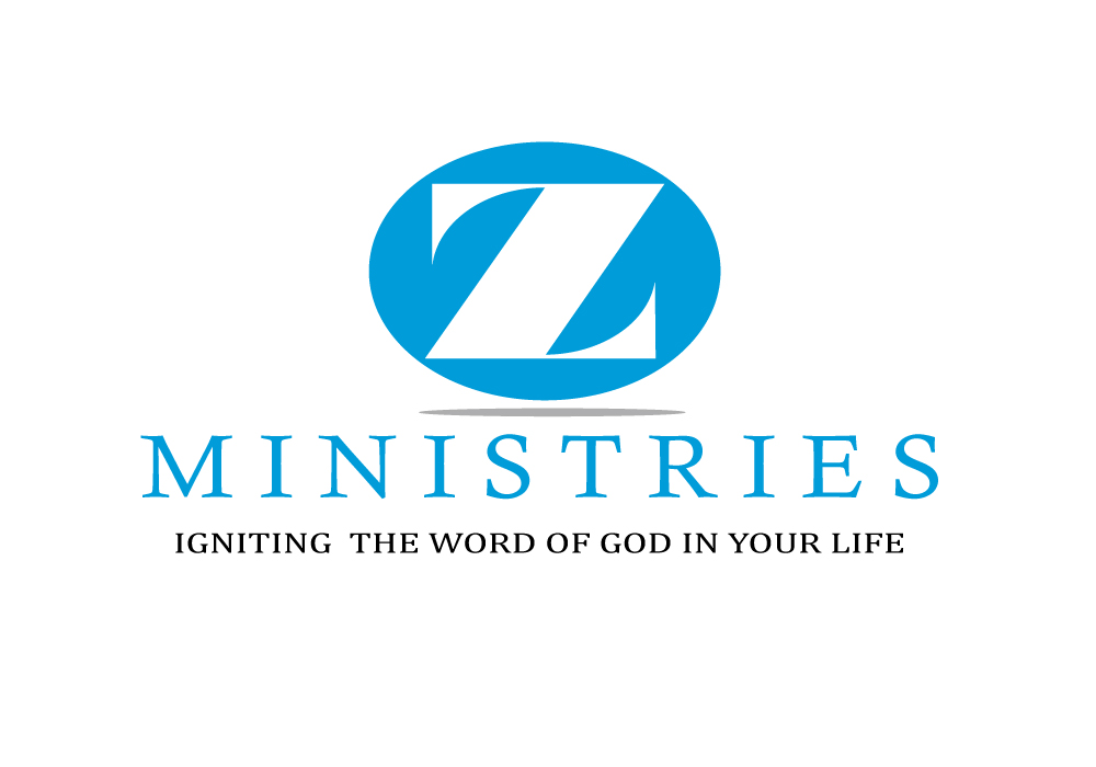 Logo Design by Pintura - Entry No. 130 in the Logo Design Contest Artistic Logo Design for Z Ministries.