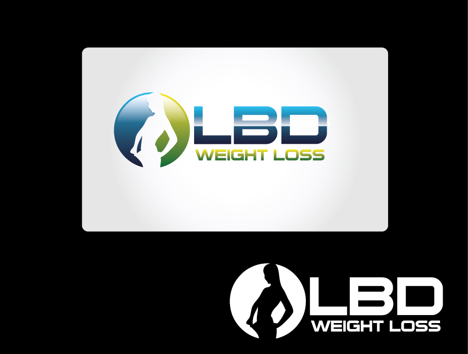 Logo Design by Private User - Entry No. 1 in the Logo Design Contest Imaginative Logo Design for LBD Weight Loss.