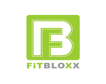 Logo Design by Rudy - Entry No. 70 in the Logo Design Contest FitBloxx (creating block fits for the apparel industry).