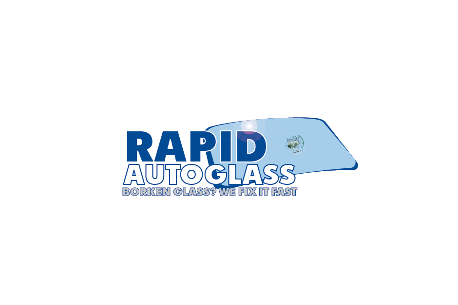 Logo Design by Private User - Entry No. 103 in the Logo Design Contest Unique Logo Design Wanted for Rapid Auto Glass.