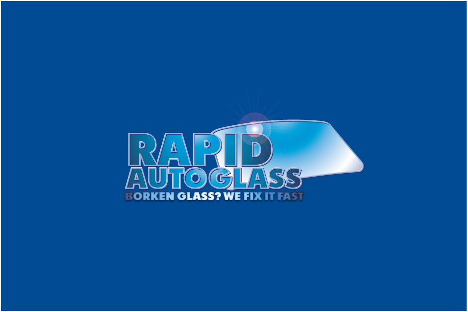 Logo Design by Private User - Entry No. 106 in the Logo Design Contest Unique Logo Design Wanted for Rapid Auto Glass.