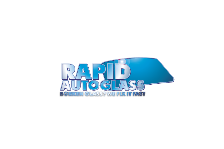 Logo Design by Private User - Entry No. 107 in the Logo Design Contest Unique Logo Design Wanted for Rapid Auto Glass.