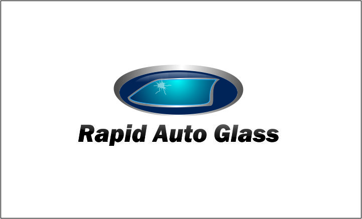 Logo Design by Agus Martoyo - Entry No. 109 in the Logo Design Contest Unique Logo Design Wanted for Rapid Auto Glass.