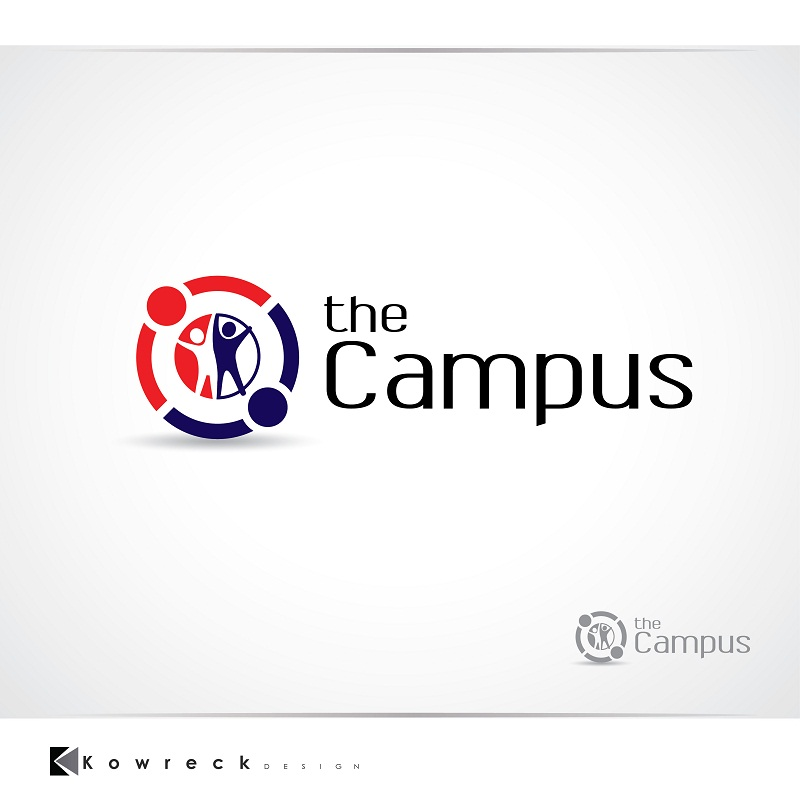 Logo Design by kowreck - Entry No. 39 in the Logo Design Contest theCampus Logo Design.