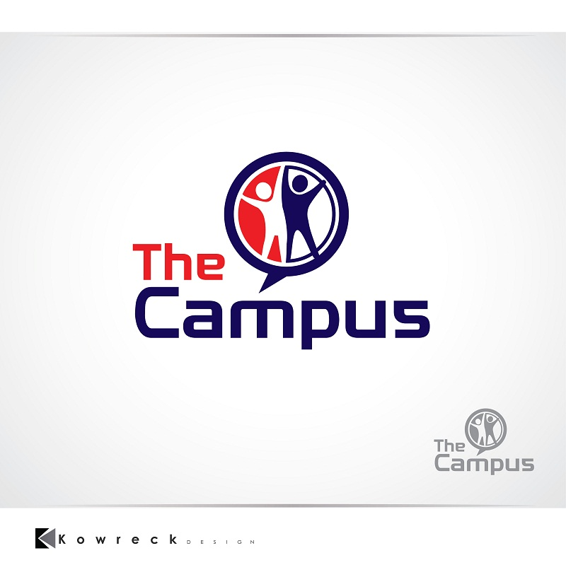 Logo Design by kowreck - Entry No. 40 in the Logo Design Contest theCampus Logo Design.